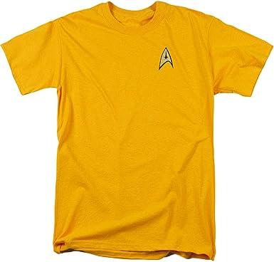 Star Trek Among The Stars Adult Work Shirt