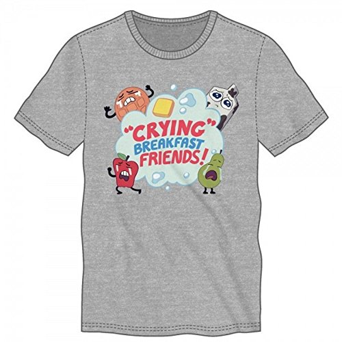 steven-universe-crying-breakfast-friends-t-shirt-x-large