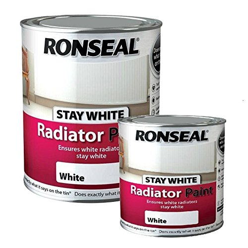 Ronseal One Coat Radiator Paint Gloss 250ml
