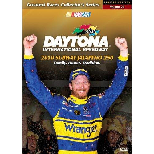 Nascar: 2010 Daytona: Subway Jalapeno 250 [DVD] [Region 1] [US Import] - Daytona 250