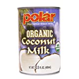 MW Polar Premium Organic Milk, 13.5 Fluid Ounce (Pack of 12)