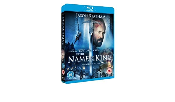 In The Name Of The King Blu-ray Region Free Reino Unido ...
