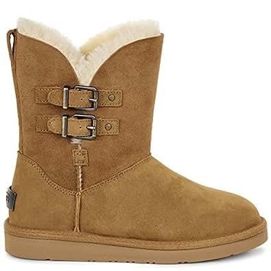 Amazon Com Ugg Womens Renley Rain Boot Ankle Amp Bootie