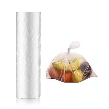 Amazon.com: RBHK 16 x 20 bolsas de plástico en un rollo ...