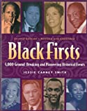 Black Firsts, Jessie Carney Smith, 1578591422