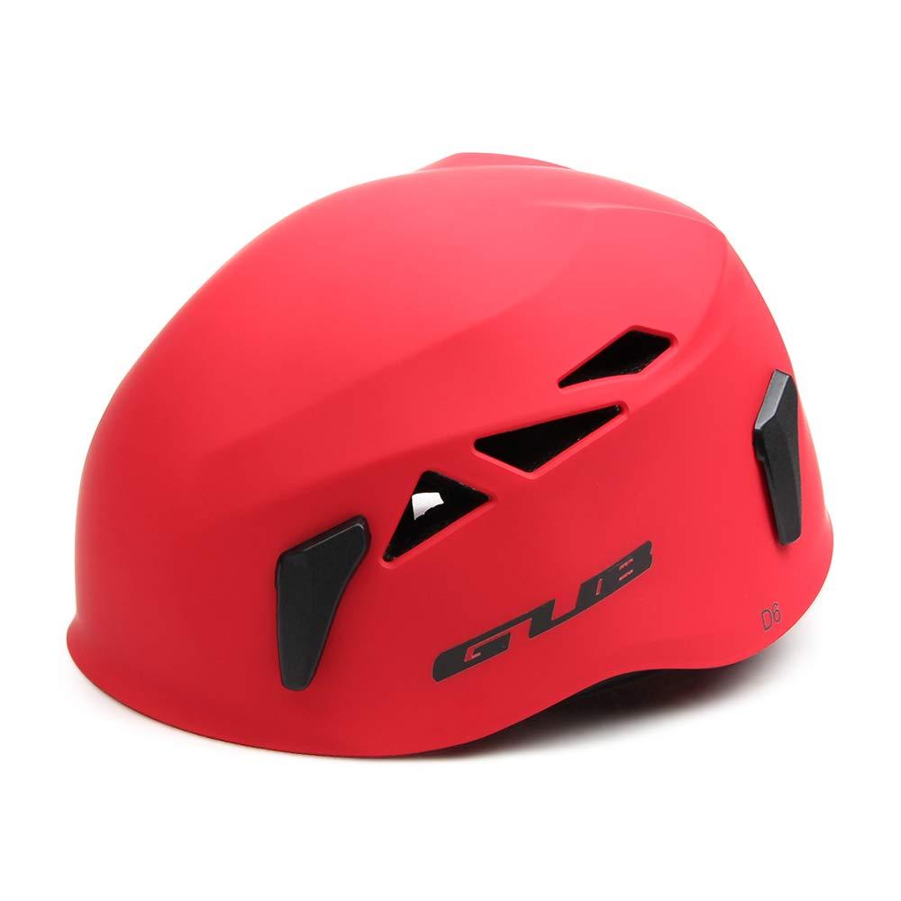 Lixada GUB Outdoor Klettern Helm Outdoor Sports Sicherheit Arbeits Helm Eislaufen Hö hlen Bergsteigen Ausrü stung
