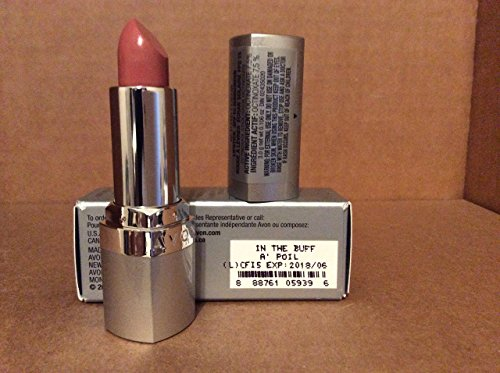 Avon Beyound Color Lipstick Spf 15 Sunscreen in the Buff