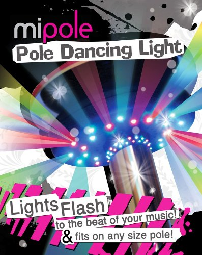 Mipole Pole Dancing LED Light by Mipole