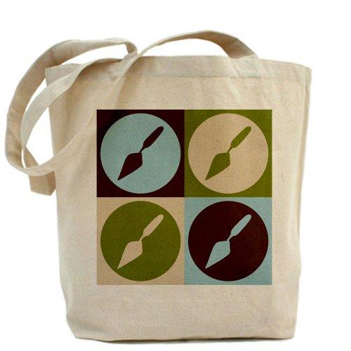 CafePress arqueología–Pop Art–Gamuza de bolsa de lona bolsa, bolsa de la compra