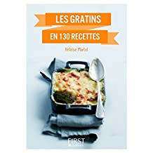 Petit Livre de - Gratins en 130 recettes (Le petit livre)