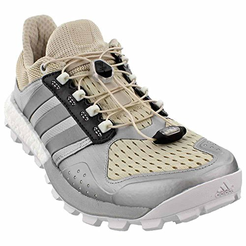 Adidas Performance Womens Raven W Scarpa Da Corsa Clear / Brown / Neo Iron Met. Argento Opaco