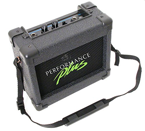 Portable Guitar Amp Battery Powered - 8