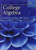 College Algebra with Integrated Review Plus MML Student Access Card and Sticker 5th Edition