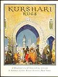 Kurashari Oriental Rugs sales folder B Altman NYC date?