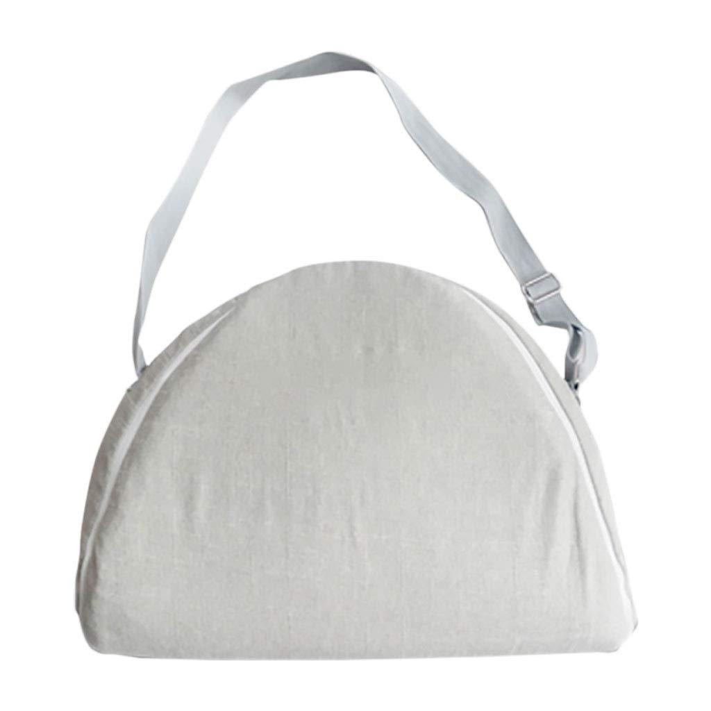 HUYP ベビースリープネストポッド旅行マットレスベビー折り畳み式バイオニックベッドファッションフロアマット0-10ヶ月 (色 : グレイ ぐれい)  グレイ ぐれい B07PMK2LDW