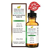 100% Natural Rejuvenating Serum. All Natural Serum For Face, Neck, Chest – Unique Gentle Care – Perfect For All Skin Types – Great Moisturizer & Anti Aging Formula. For Sale