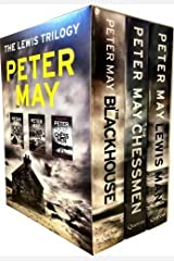 Peter May Lewis Trilogy Collection 3 Books Box Set (The Lewis Man, The Backhouse, The Chessmen) Paperback