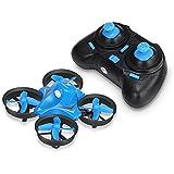 REDPAWZ R010 Mini Drone 2.4G 4CH 6Axis Gyro Headless Mode RC Quadcopter RTF - Blue