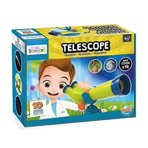 telescope astronomie Bas âges : Buki 10 activités