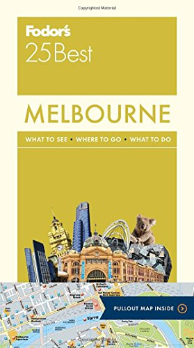 fodors-melbourne-25-best-full-color-travel-guide