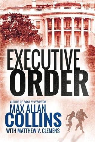 book cover of Executive Order