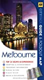 AA CityPack Melbourne by AA Publishing front cover