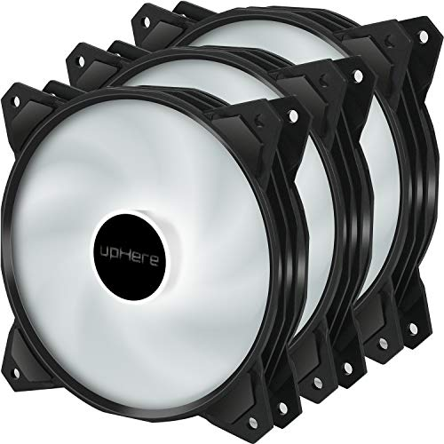 Ventilador upHere Long Life 120mm 3-Pin High Airflow Quiet E