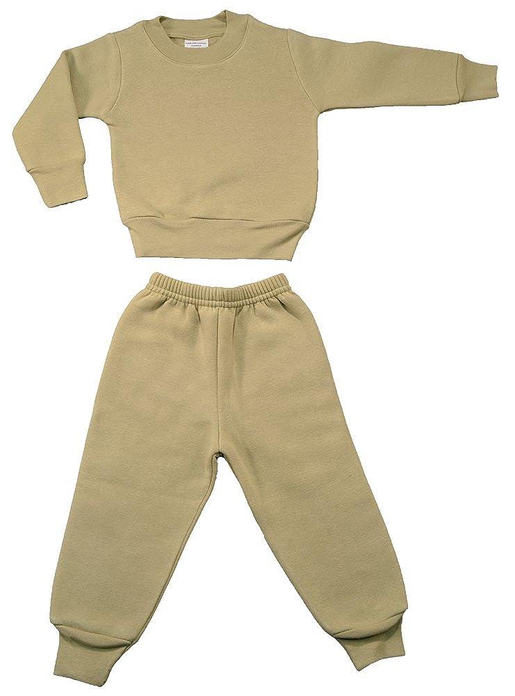 Pam GM Little Boys Fleece Set 5007