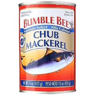 Bumble Bee Jack Mackerel Orleans, 15 Oz