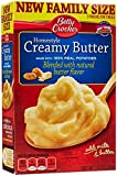 Betty Crocker Mashed Potatoes, Creamy Butter, 7 Ounce