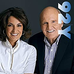 Jack and Suzy Welch at the 92nd Street Y