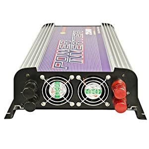 2500w Stackable Off Grid Power Inverter 12V 24V 48V DC to 240V or 120V AC Parallel by mass power
