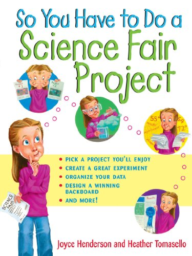 cooking science fair projects