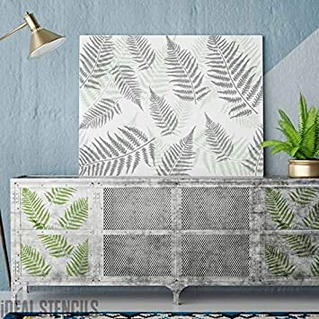 Sue Wilson Tropical Background met/álico Troquel para manualidades 13.5 x 13.5 cm
