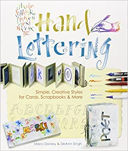 Hand Lettering Simple Creative Styles For Cards