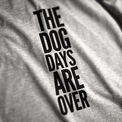 Da The Outsider Dog Donna Over Are Days shirt Grigia T Hqqwd0