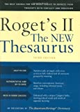 : Houghton Mifflin Roget's II: The New Thesaurus, 3rd Edition, Hardcover, 1216 pages (0618254145)