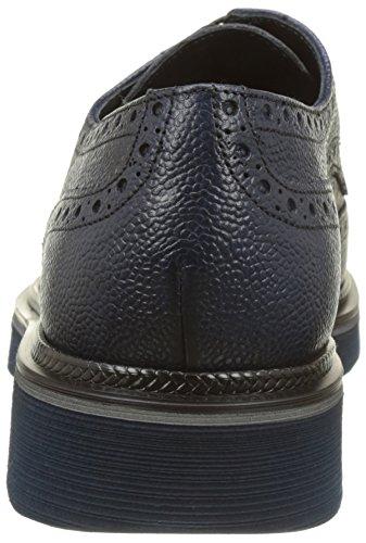 Harmont & Blaine Uomini E9050541 Derby Blu-calzature (navy)