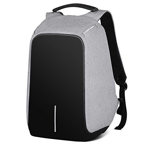 Day Bagpack/School Backpack/Travel Backpack/Anti Theft School Backpack/College Backpack/Business Backpack With USB Charging Port Suitable for Under 15.6-inch Laptop Backpack Mens/Womens by LCLFF (Image #1)'