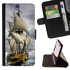 Dragon Case - FOR Samsung Galaxy S6 EDGE - Constant dropping wears the stone - Caja de la carpeta del caso en folio de cuero del tir¨®n de la cubierta protectora Shell