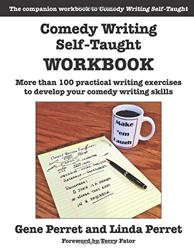 Comedy Writing Self-Taught Workb...