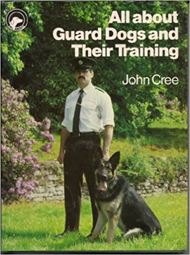Book All About Guard Dogs and Their Training (All About Series)