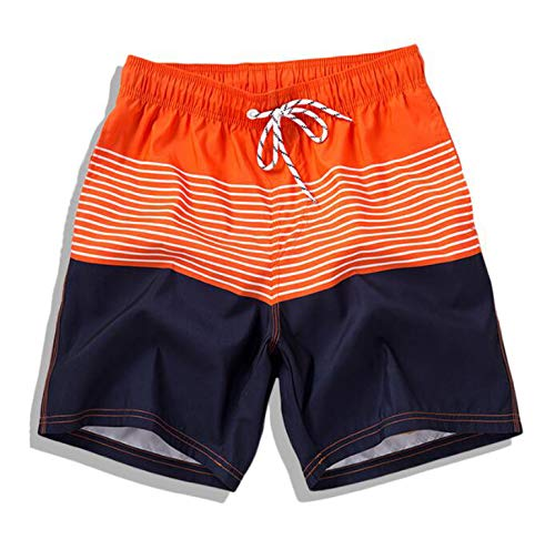 Dendrobium Couple Swimming Shorts Beach Swim Pants Men Women Swimsuit Plus Size Surfing Swimwear,Men ()