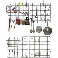 Wall Mount Storage and Drying Kit - Gray Epoxy (Grey) - 24 x 24