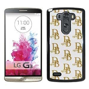 Hot Sale LG G3 Case, Dooney Bourke DB 09 Black LG G3 Cover Unique And High Quality Designed Phone Case