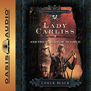 Lady Carliss and the Waters of Moorue Audiobook