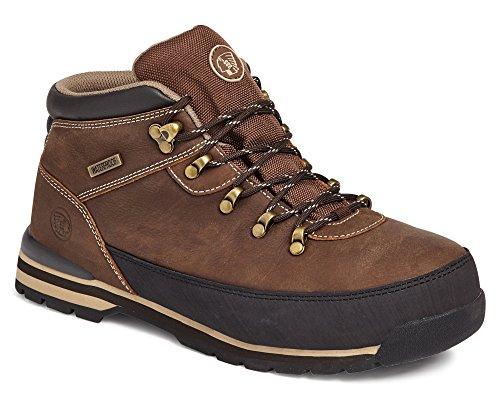 Apache Men's Nevada Safety Boots, Brown (Brown), 9 UK 43 EU