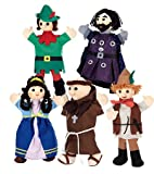 Robin Hood Costumed Puppets Special, Set of 5