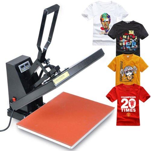 16x20 T-Shirt Digital Heat Press Transfer Printer Machine