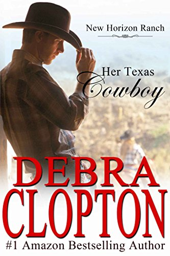 Professional Bull Rider Cliff Masterson has been chasing his dreams for years—or has he been running from his past?Her Texas Cowboy by Debra CloptonWill he find what he's looking for in the heart of Texas?